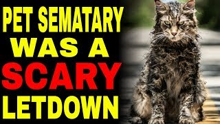 Pet Sematary 2019 Movie Review (SPOILER-FREE)