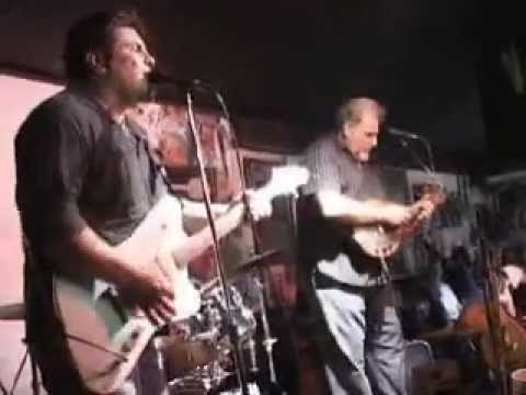 BLUES FOR FOOD - JOHN DEL TORO RICHARDSON & RICH DELGROSSO (Live Texas Blues)