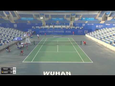 Radwanska Urszula v Abduraimova Nigina - 2016 ITF Wuhan