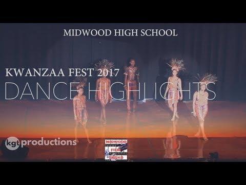 Kwanzaa Fest 2017 Dance Highlights | Midwood High School