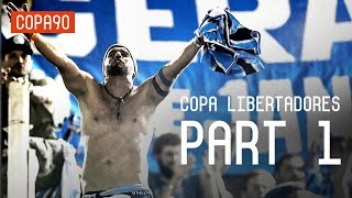 We Went To The Craziest Final In Football | Copa Libertadores Part 1