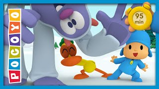 ❄️POCOYO AND NINA - Christmas Special 2019 [95 min] | ANIMATED CARTOON for Children | FULL episodes