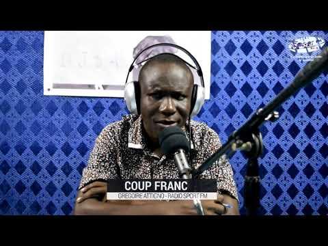 SPORTFM TV - COUP FRANC DU 15 NOVEMBRE 2018 PRESENTE PAR GREGOIRE ATTIGNO