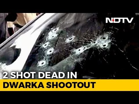 2 Shot Dead Inside Car In Busy Traffic In Delhi Gang War: Police