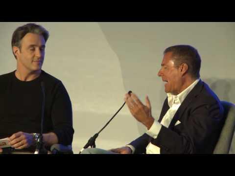 Company of Distinction Keynote: HBO's Richard Plepler