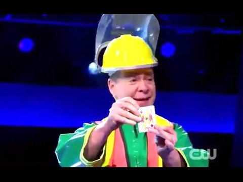 Penn & Teller Fool Us//Here's Moxie Teller Speaks