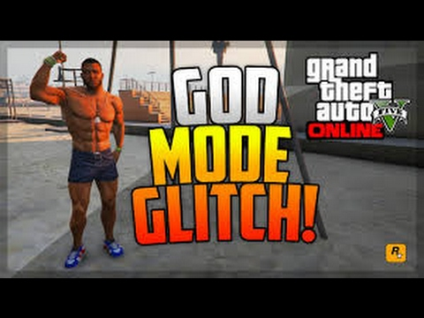gta 5 online 100 god mode glitch updated after patch 1 41 not new
