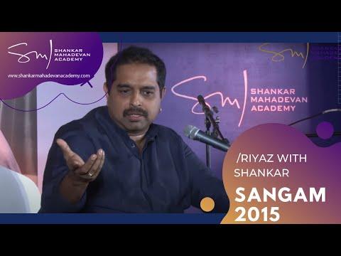 14. Riyaz With Shankar