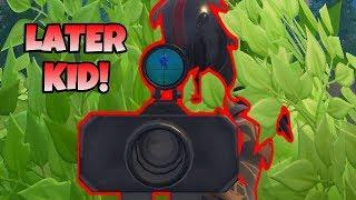RED ARCADE - Sniper Montage