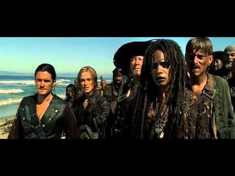 Пираты Карибского моря: На краю Света (2007) — Русский трейлер