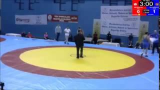 86 Радослав Марцинкевич - Александр Гостиев