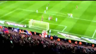 Barcellona - Real Betis 1-0 autogol Westermann