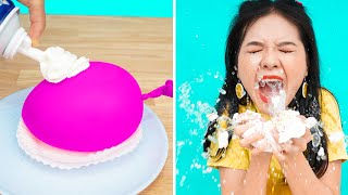FUNNIEST DIY PRANKS || Simple DIY Family Pranks / Funny Fails Situations & Prank Wars by T-FUN