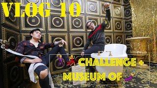 BAYARAA BROTHERS #10 - DANCE CHALLENGE & MUSEUM OF SELFIES