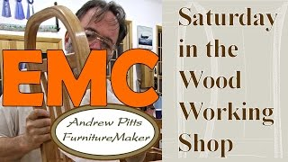 Equilibrium Moisture Content: Saturday In The Woodworking Shop #19 With Andrew Pitts Furnituremaker