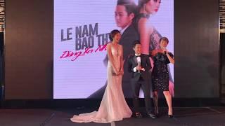 Lệ Nam - Bảo Thy hát trong ngày ra mắt chính thức yêu nhau