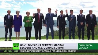 'Trouble with almost every subject': Discord between EU leaders & Trump