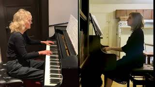 Great is Thy Faithfulness piano duet
