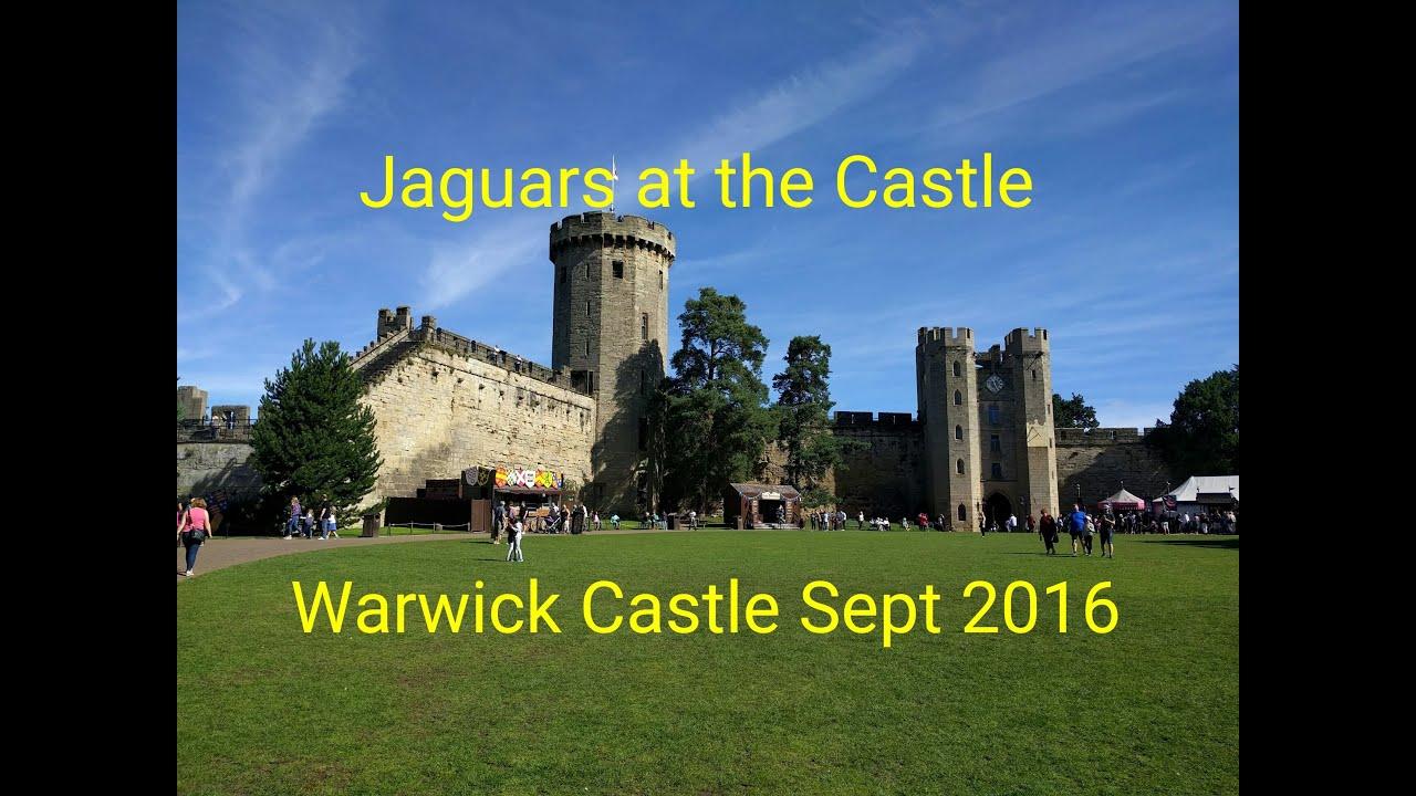 jags at the castle 2016 warwick castle jaguar meet - Blue Castle 2016