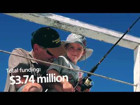 South Australian Recreational Fishing Grants