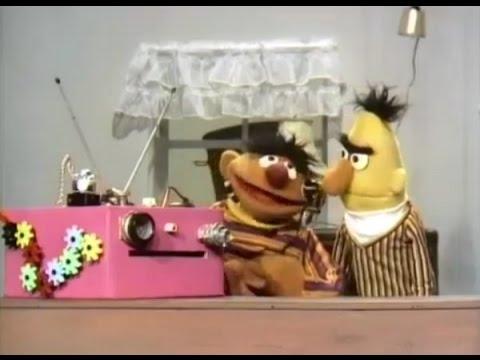 Sesame Street  Ernie's A Machine 1969