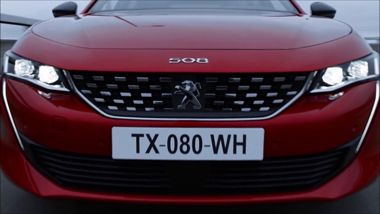Novo Peugeot 508 2019 Detalhes E Especificacoes Oficiais Www Car