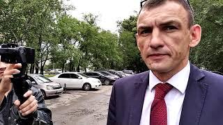 ⭕️ Ростислав (водитель Фургаломобиля) обратился к Хабаровчанам и рассказал о судьбе машины
