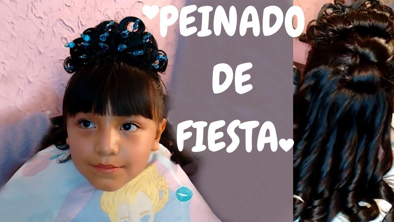 Peinado De Fiesta Para Nina Corona De Princesa Parte 1 Club De