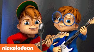 ALVINNN!!! and the Chipmunks | 'Got to Be Free' Official Karaoke Video | Nick