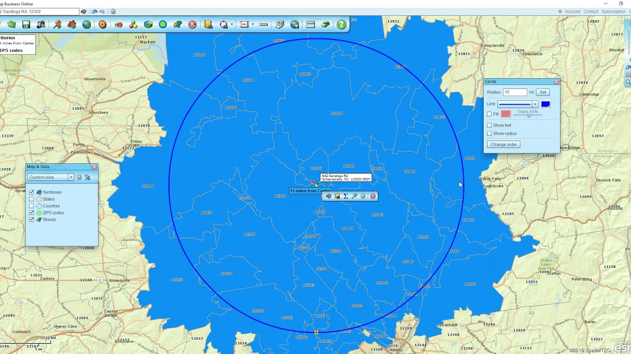 Querying Zip Codes using 15 mile radius on zip code county maps, zip code area maps, zip code city maps,
