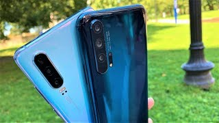 Honor 20 Pro vs Huawei P30 Camera Comparison