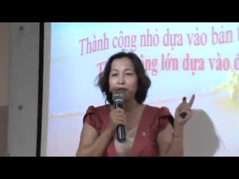 [AMWAY] Phạm Thị Kim Lý (Bán lá sâm) - Chia sẻ câu chuyện thành công