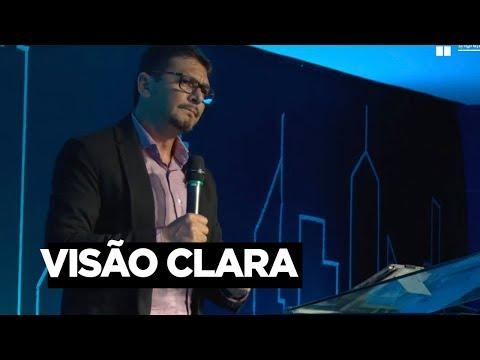 Visão Clara   Pr. Alvim Silva (Frutificar)