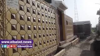 مقابر المصريين بـ120 ألف جنيه.. بناء «ترب» على أراضٍ زراعية بالقناطر دون رقابة.. فيديو وصور
