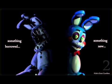 The secret behind the marionette music box song fnaf theory