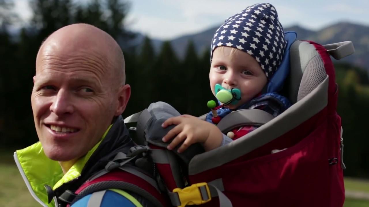 per escursioni I Zaino da bambino per neonati e bambini fino a 25 kg trekking viaggi peso ridotto G-on colore: nero comfort elevato