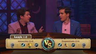 [Hearthstone]Amnesiasc vs Empanizado - Americas Summer Playoffs Round 4