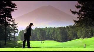 Lost in Translation Golf Scene with Bill Murray HD 720p