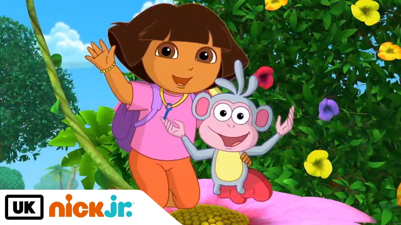Dora The Explorer About The Show Nick Jr Uk Youtube