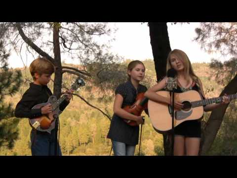 Anderson Family Bluegrass - You'll Never Leave Harlan Alive
