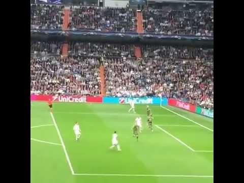 Alvaro Morata Gol vs Legia Varsovia