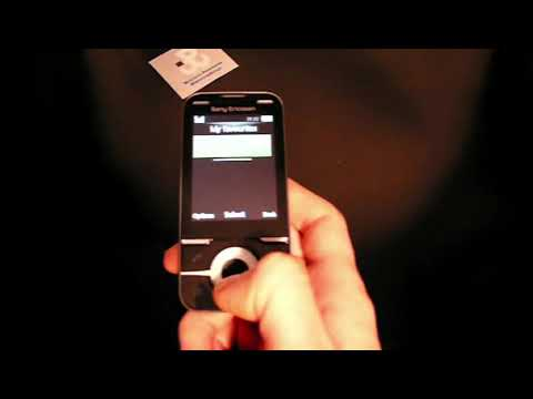 Sony Ericsson Yari - part 2