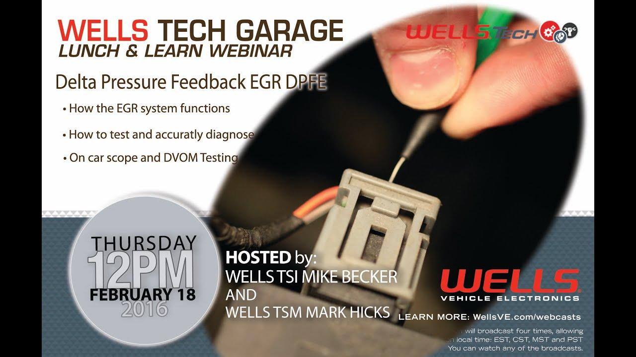 P0401 Ford Dpfe Egr Pressure Sensor Function And Diagnostics Youtube 2000 Taurus Wiring Diagram