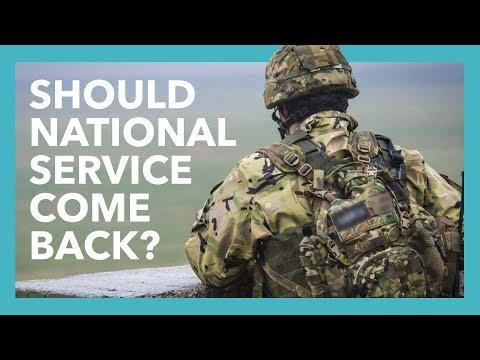 Should National Service Come Back?