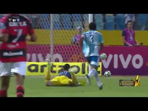 Atlético GO 3 x 1 Avaí 14/06/2017 - Melhores Momentos - Gols - Brasileirão Série A 2017