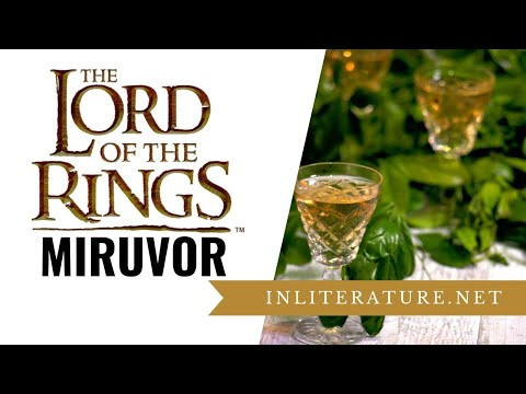 Miruvor (Mead) | Lord Of The Rings | Food In Literature