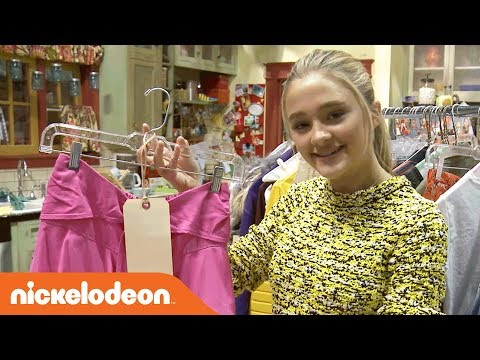 Back to School: Get Dawn's Looks ft. Lizzy Greene | Nicky, Ricky, Dicky & Dawn | Nick