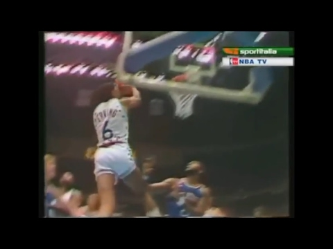 All 12 Dunks from the 1982 NBA All-Star Game
