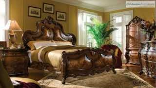 Palais Royale Panel Bedroom Collection From Aico Furniture