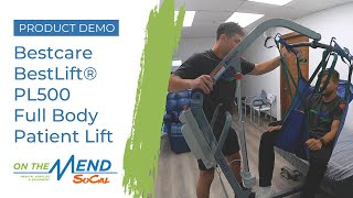 Bestcare BestLift® PL500 Full Body Patient Lift
